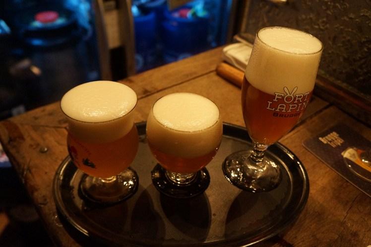 T' Brugsch Bieratelier