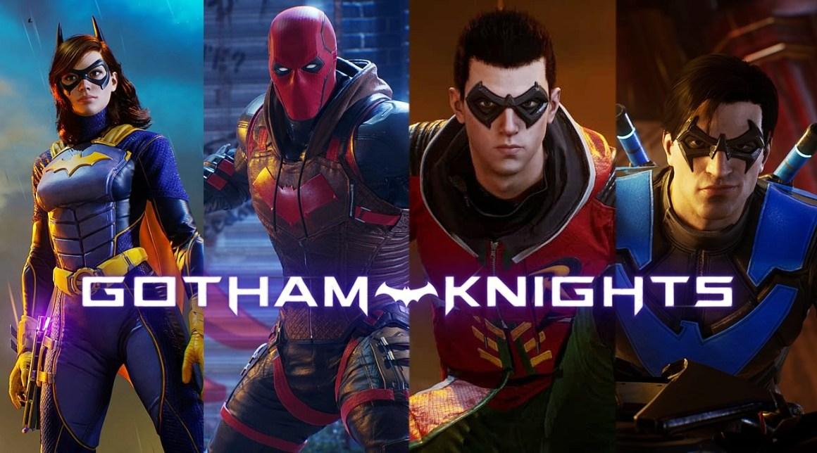 Combate de Gotham Knights será diferente da série Arkham