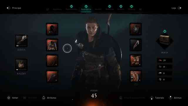 Assassin's Creed Valhalla tem muita coisa pra fazer (Fotos: Reprodução/Thiago Barros)