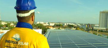 Original Energy Usinas Fotovoltaicas