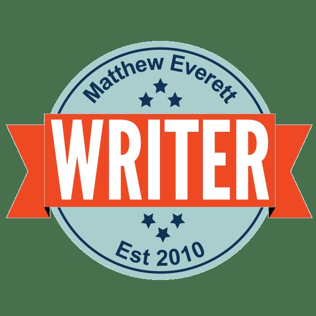 Matthew Everett, Writer