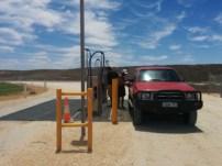 Día 7. Hacia Karijini National Park. Gasolinera en mitad de la nada