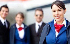Trabajar como azafata de vuelo