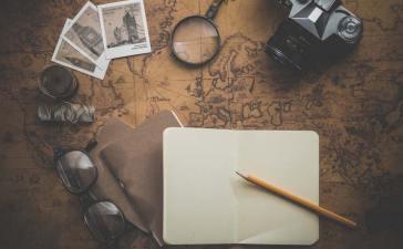 escribir sobre viajes