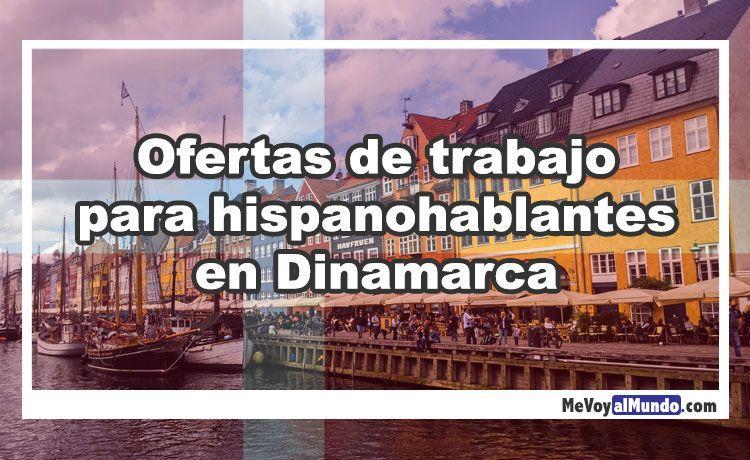 Ofertas de trabajo para españoles en Dinamarca