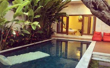 alquilar una villa en Bali