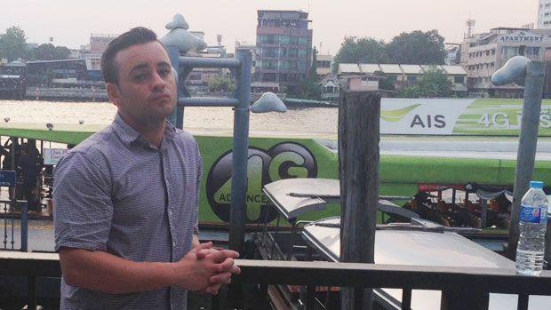 Entrevista a Víctor, un emprendedor español en Tailandia