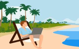 Aprender a programar mientras viajas por el mundo