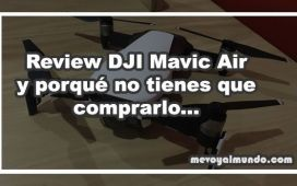 Review DJI Mavic Air