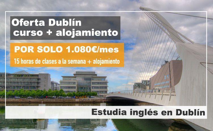 Estudiar inglés en Dublín