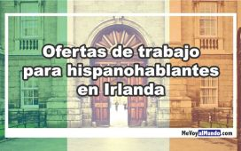 Ofertas de trabajo para españoles en Irlanda