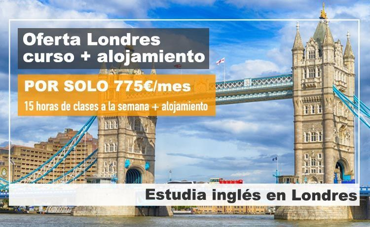 Cursos baratos de inglés en Londres