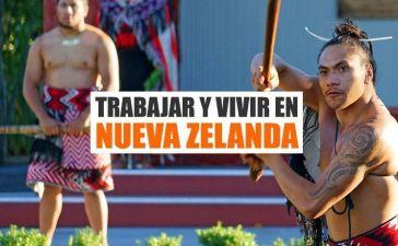 Trabajar y vivir en Nueva Zelanda