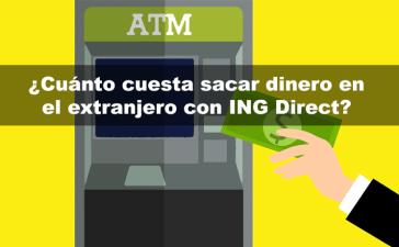 ING, sacar dinero en el extranjero