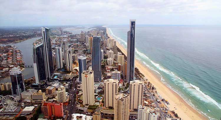 Vivir en Gold Coast