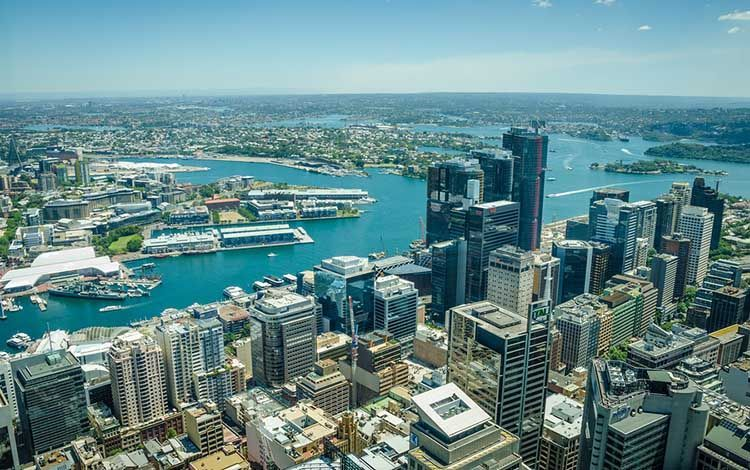 Vivir en Sidney, Australia