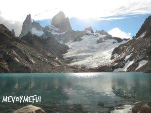Lake de los Tres