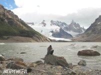 Lake Chalten Patagonia