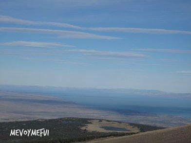 View of Lake Viedma