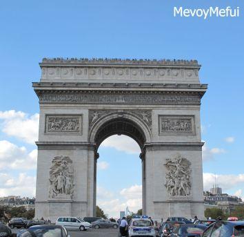 Arc du Triumph Paris