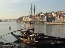 Douro River + Porto view