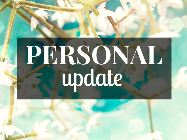 Image result for personal update