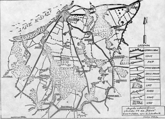 Mapka obwodu nr 14