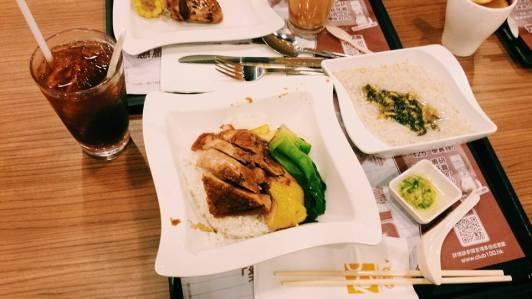 Cha Gai Fan Cafe De Coral