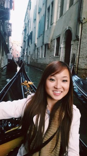 Gondola Ride Serenade Venice