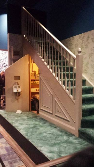Harry Potter's Cupboard Harry Potter Studio Tour