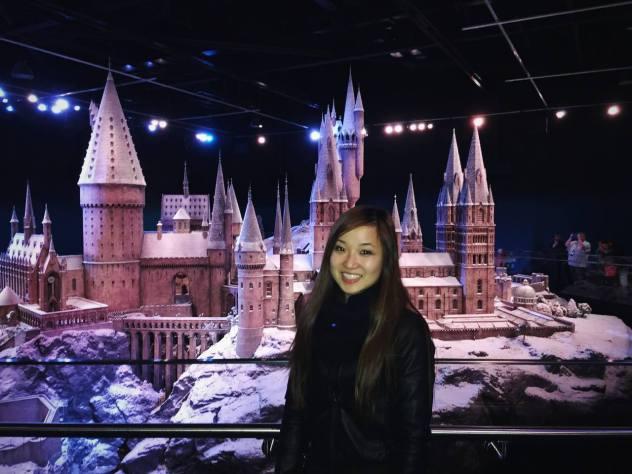 Hogwarts Harry Potter Studio Tour London