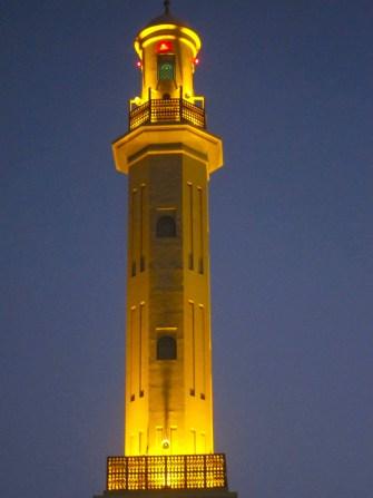 Dubai Mosque Night KHL Lifestyle