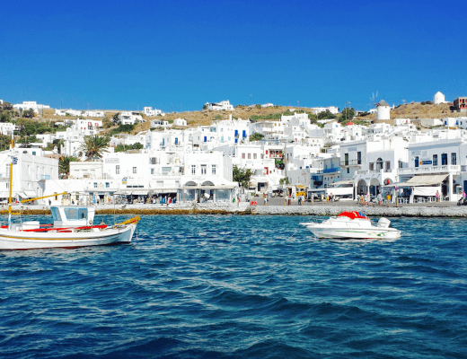 Things to do in Mykonos