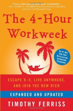 4 hour workweek travel resources