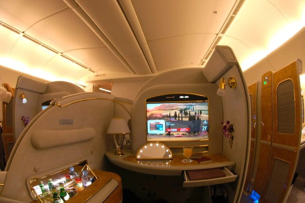 Emirates Airline First Class