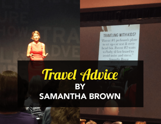 travel advice by samantha brown