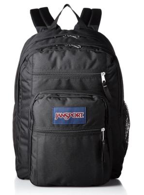Jansport Big Student Backpack Travel Packing