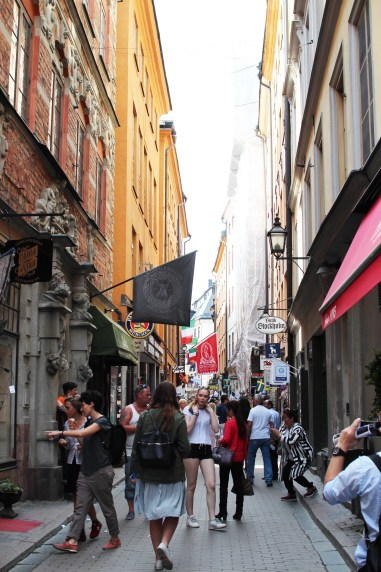 Stockholm Old Town Gamla Stan