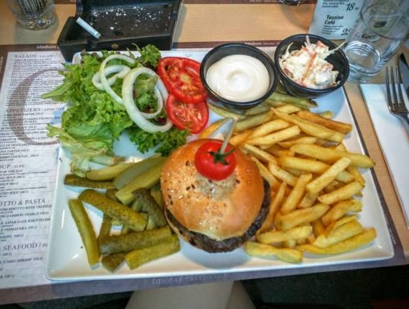 osho burgers