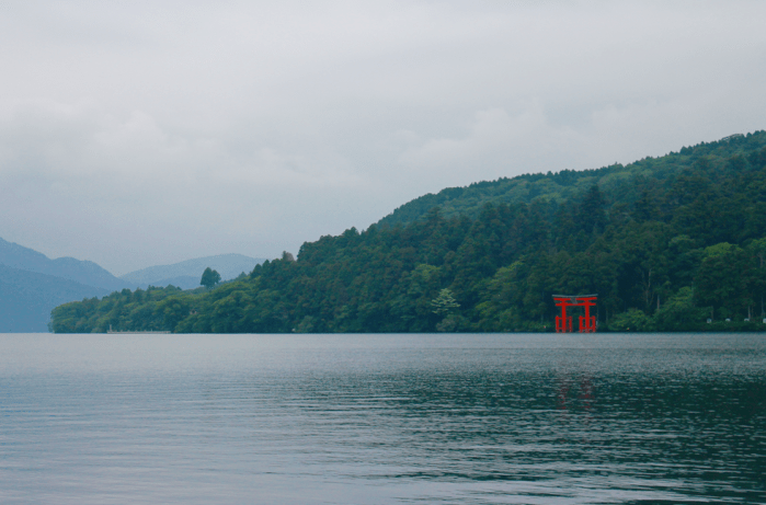 24 hours in Hakone