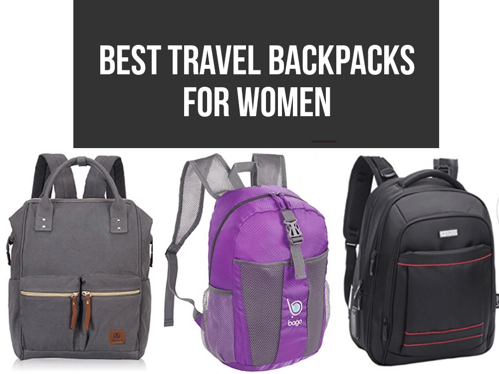 11 Best Travel Backpacks for Women | Me Want