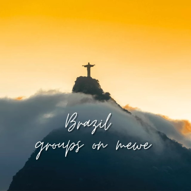 Brazil groups on mewe