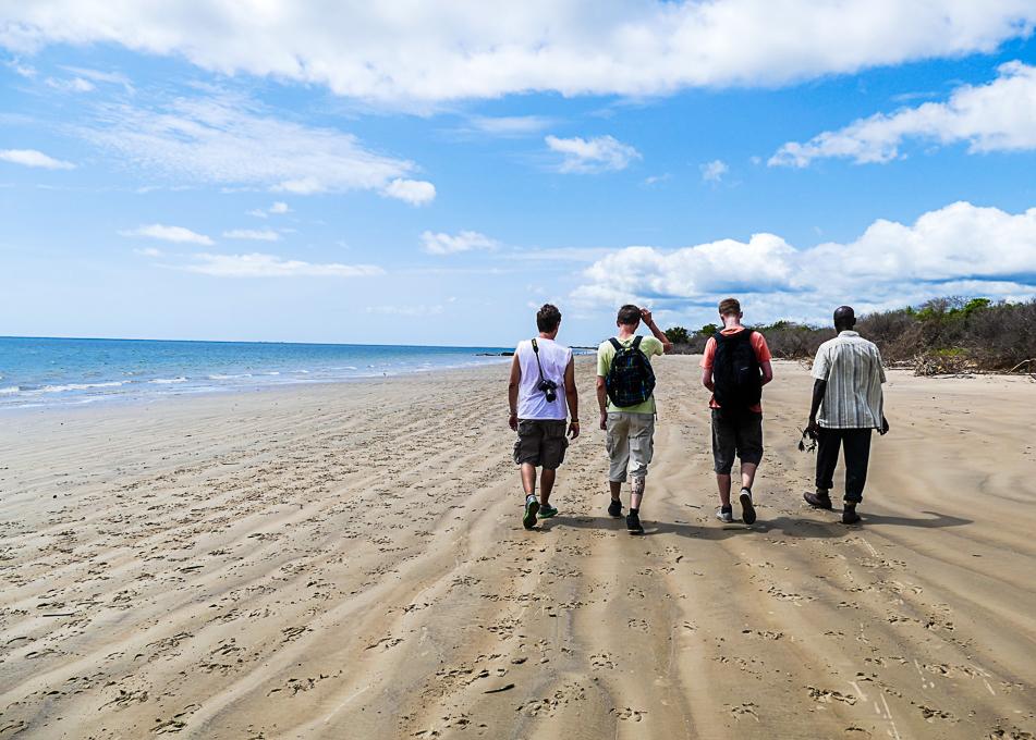 Jinack Island beach