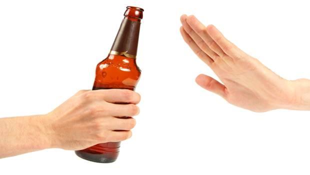 الحد من استهلاك الكحول