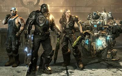 Gears Of War Blog De Fans Pack De Mando De Horda