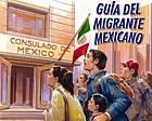 Guía del migrante elaborada en 2004 por la SRE