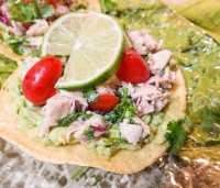 Albacore Tuna Ceviche