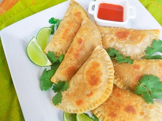 Empanadillas de Carne (Puerto Rican Empanadas)