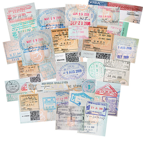 Goodbye Old Passport by IK's World Trip