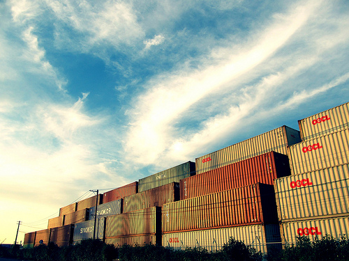 Containers by tsuna72